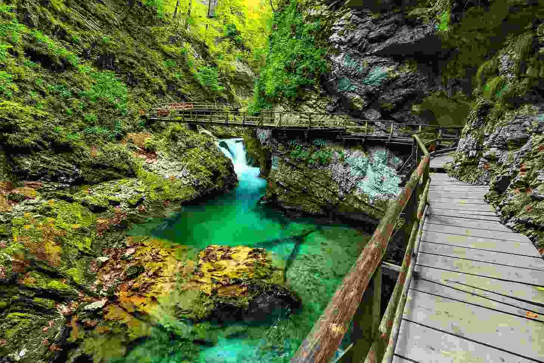 Vintgar Gorge (Shutterstock)