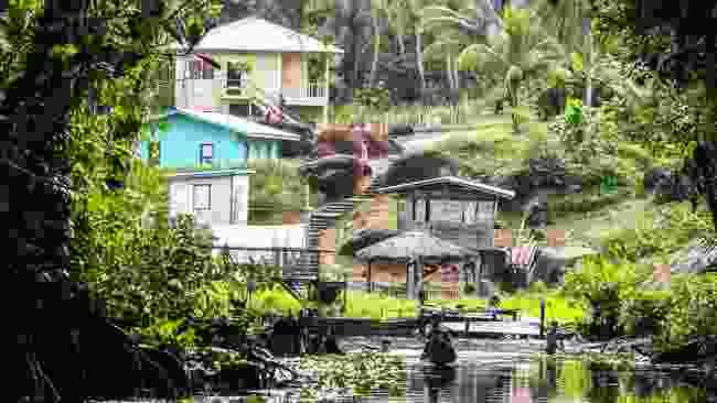 Warapoka, Guyana (Geodyssey)