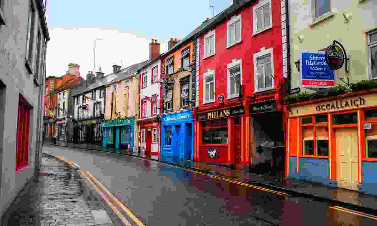 Kilkenny town centre (Shutterstock.com)