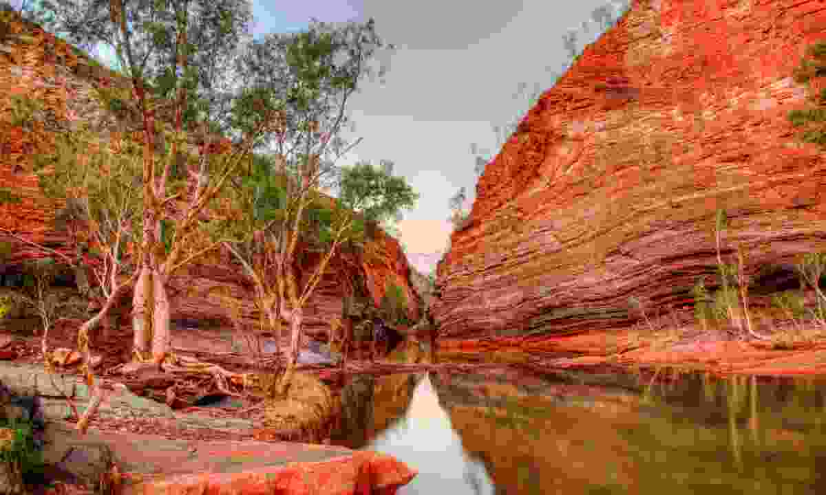 Hamersley Gorge, Karijini NP (Shutterstock)