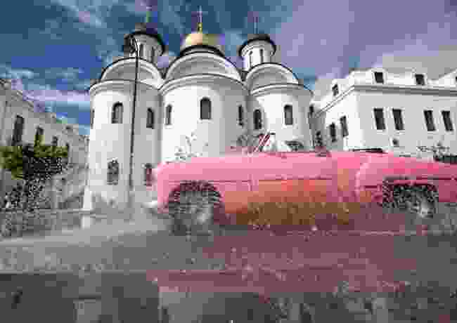 This photo 'Colourful Cuba' won last year's Photo of the Year: Travel Icons category (Geraint Rowland)