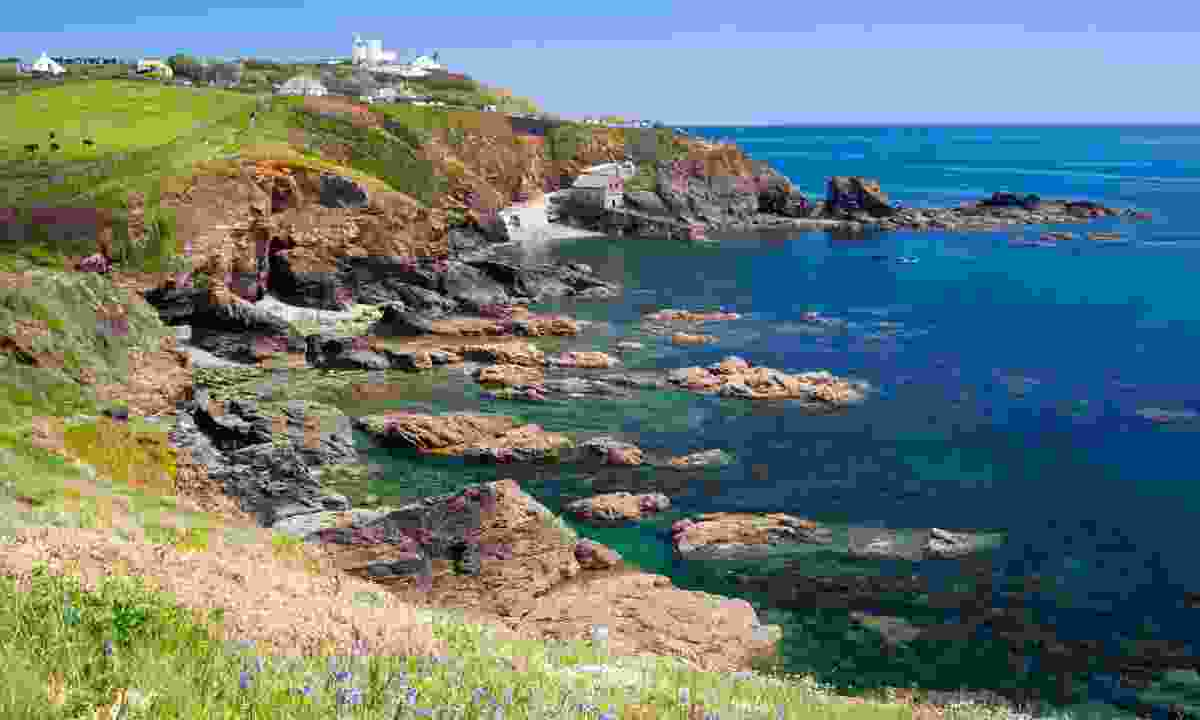 Lizard Point (Dreamstime)