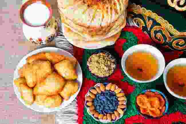 Kazakh cuisine (Shutterstock)
