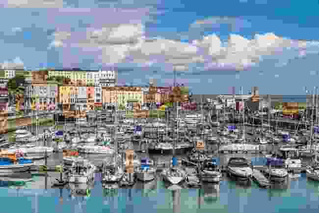 Ramsgate harbour (Shutterstock)