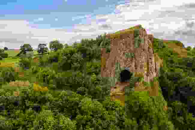 Thors Cave (Jon Clark/Shutterstock)