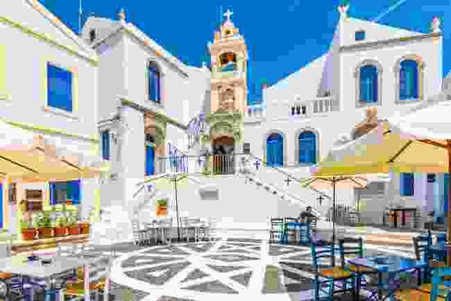 Nisyros Island, Dodecanese, Greece (Shutterstock)