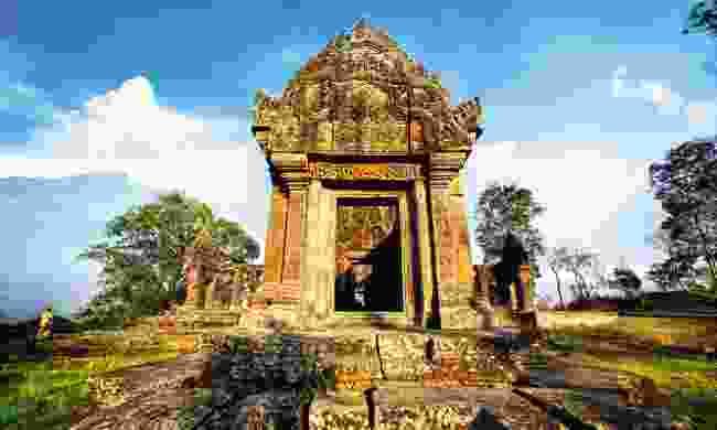Preah Vihear, Cambodia (Dreamstime)