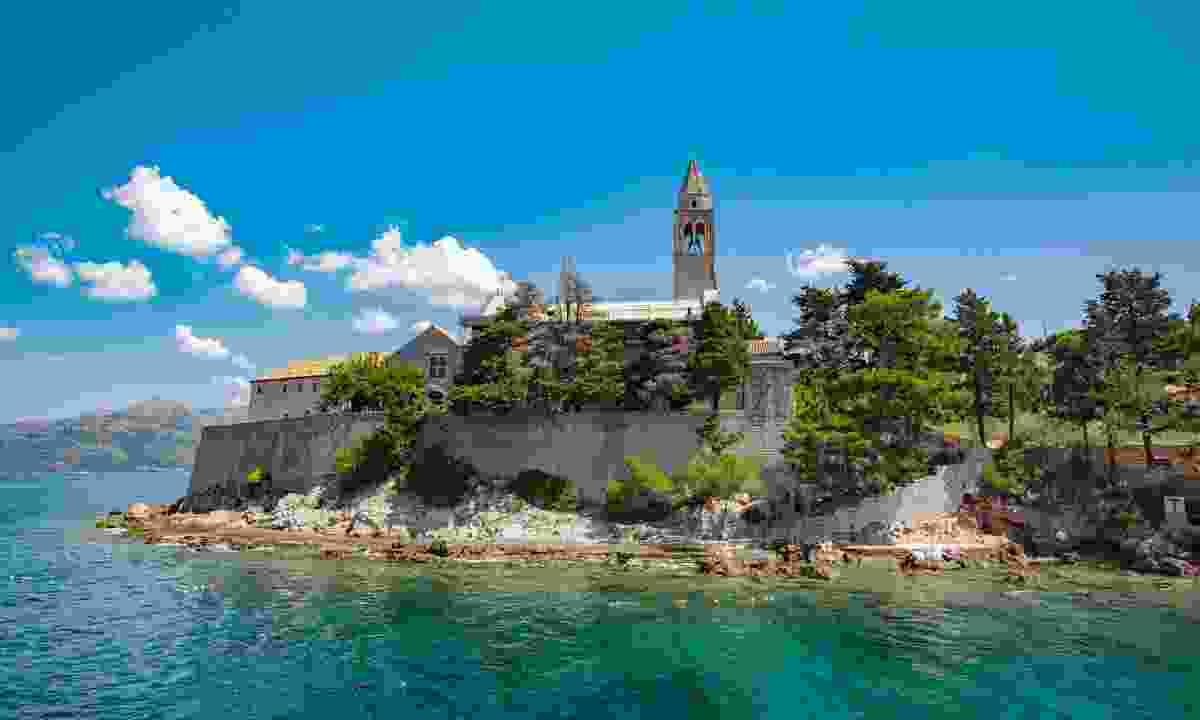 Croatia's Elaphiti archipelago (Croatian National Tourist Board)