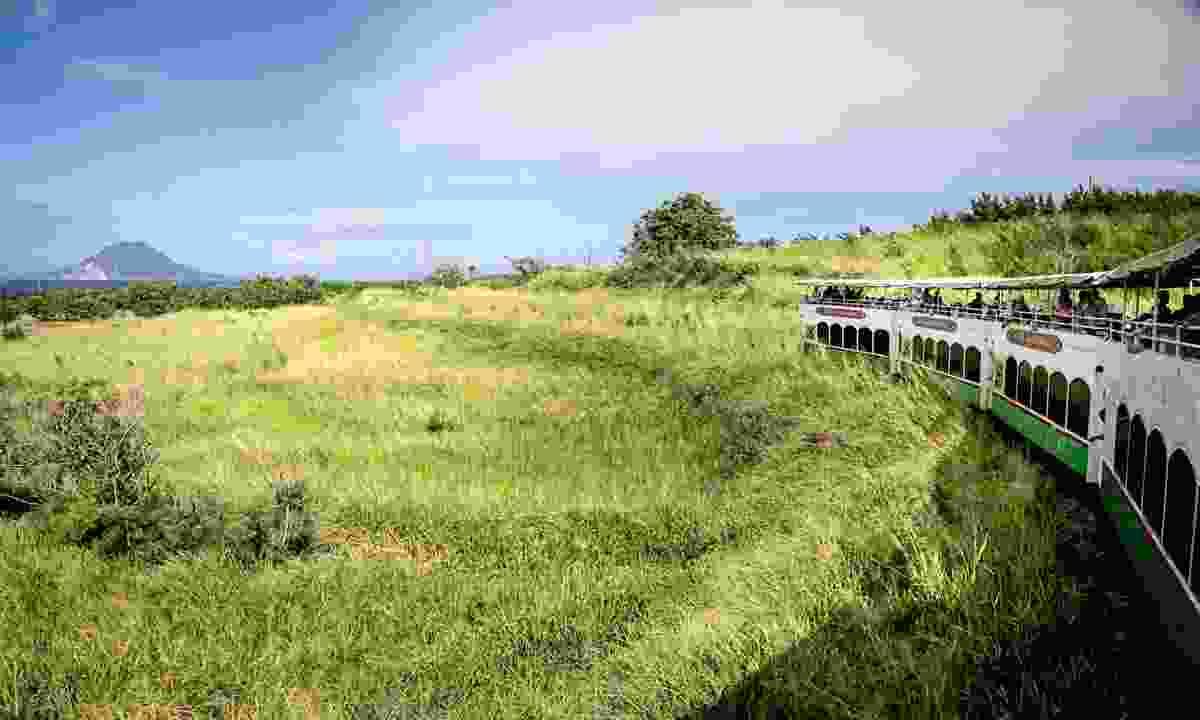 St Kitts railway (Dreamstime)