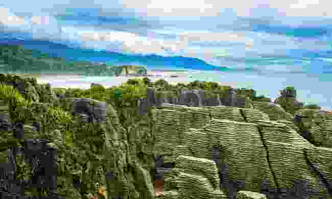 Paparoa National Park (Dreamstime)