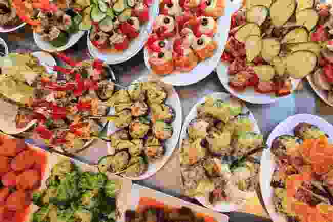 Tapas! Dig in and keep ordering (Shutterstock)