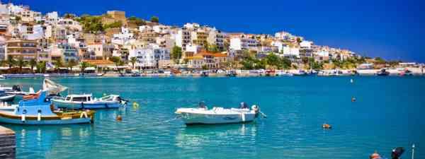 Crete, Greece (Shutterstock)
