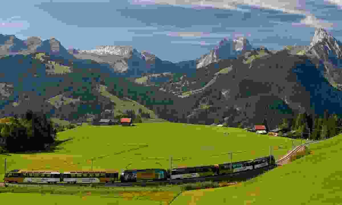 Railway GoldenPass (Raphael Faux)