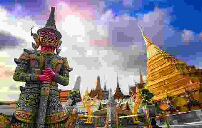 Bangkok's full name: not a surprise to you? (Shutterstock)
