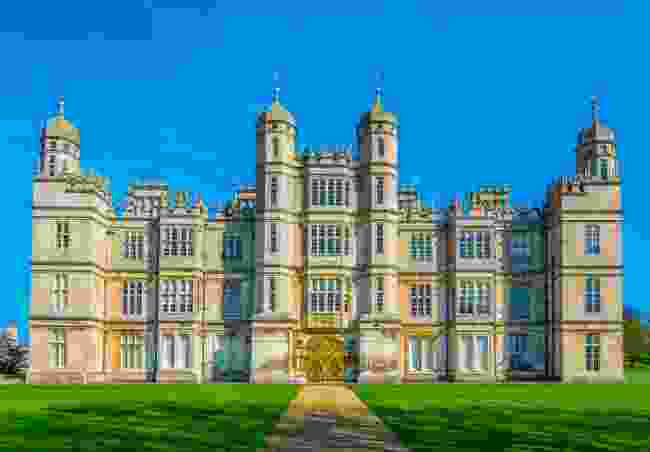 Burghley House, Cambridgeshire (Shutterstock)