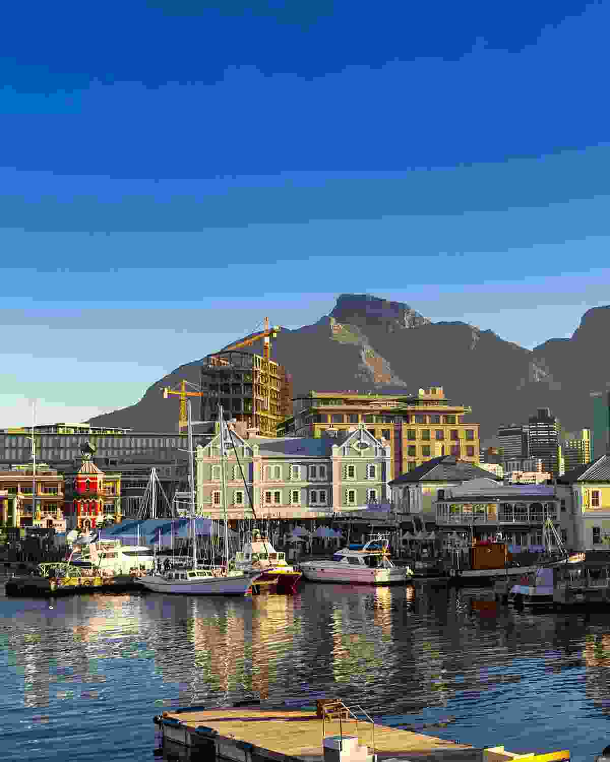 Paul Theroux's Dark Star Safari journey took him overland from Cairo to Cape Town, pictured (Shutterstock)