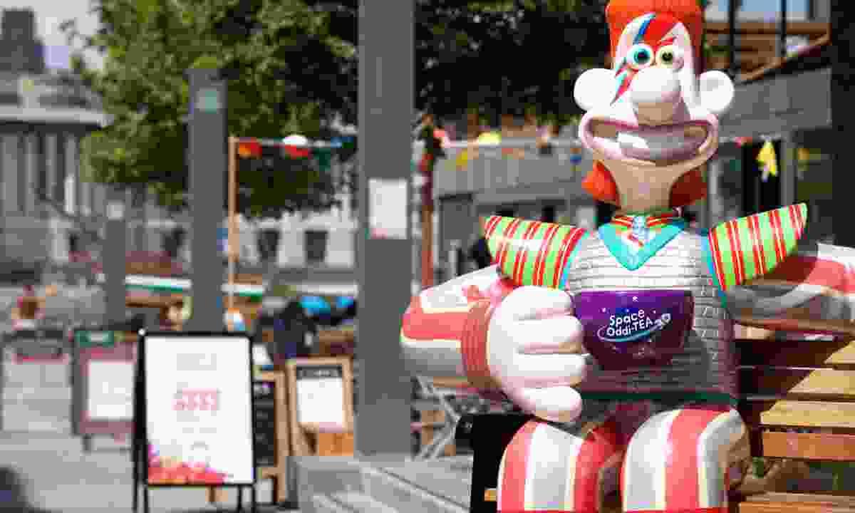 Ziggy Grommet at Bristol Harbour (Nick Smith/greatwestway.co.uk)