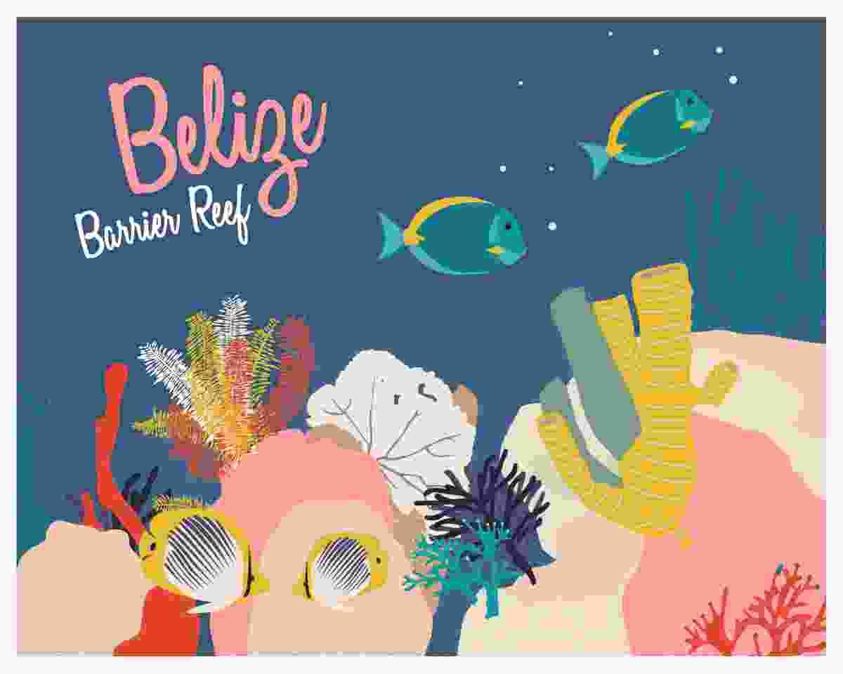 Belize Barrier Reef, Belize (gocomparetravel.com)