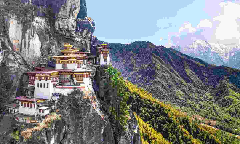Tiger's Nest Temple (Dreamstime)