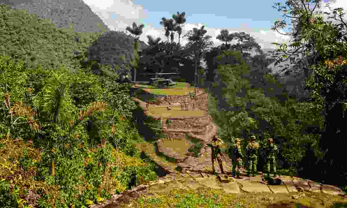 Ciudad Perdida a.k.a. the Lost City (Dreamstime)