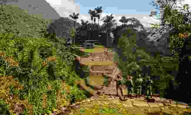 Ciudad Perdida a.k.a. the Lost City (Dreamstime)