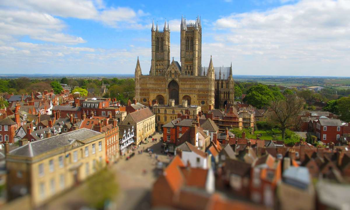 Lincoln Cathedral (Dreamstime)