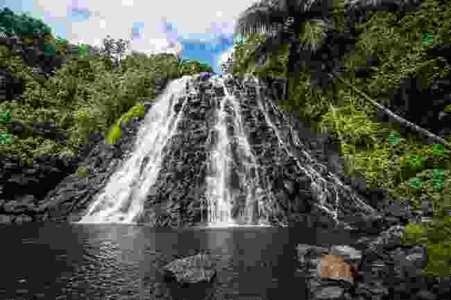 Kepirohi waterfall, Pohnpei (Shutterstock)