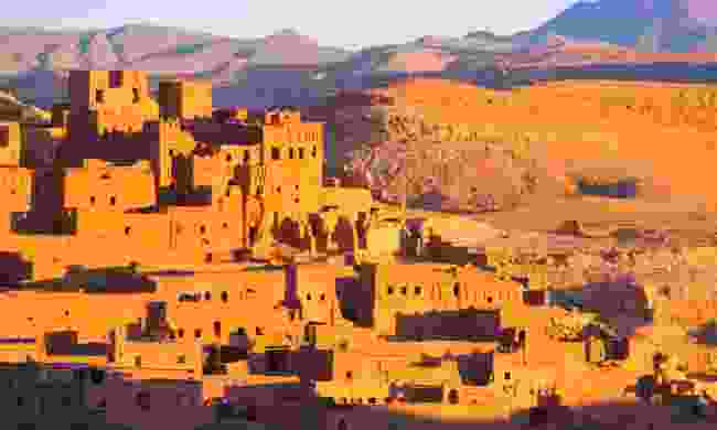 Ait Benhaddou. Also known as Yunkai (Shutterstock)