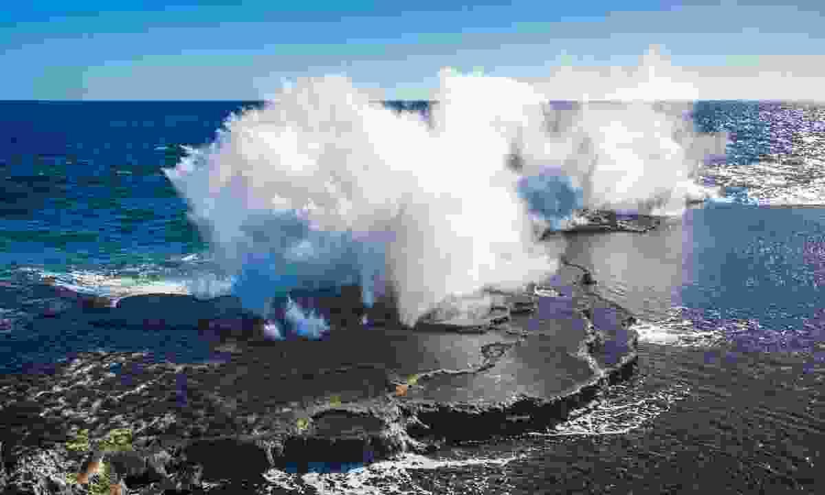 Mapu'a 'a Vaea blowholes (Shutterstock)