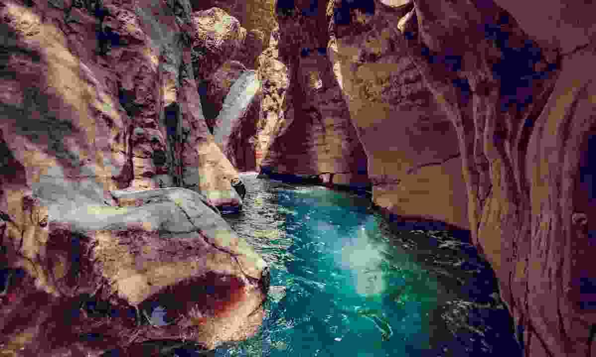Martvili Canyon in Georgia (Shutterstock)
