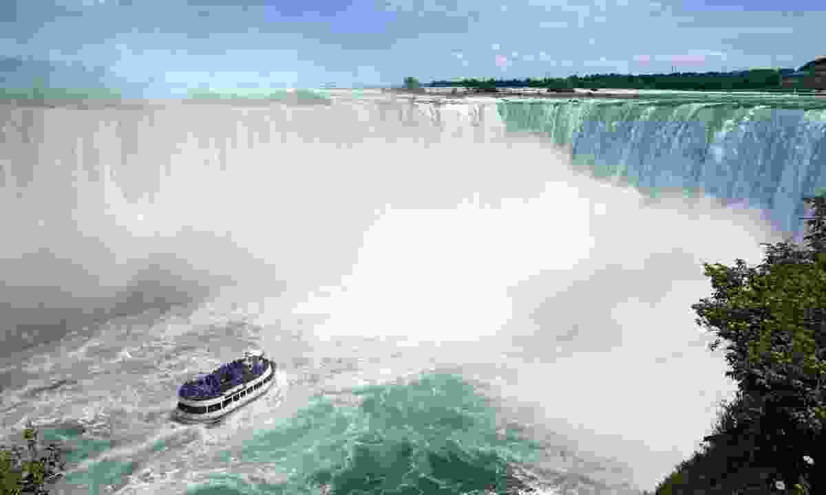 Niagara Falls (Dreamstime)