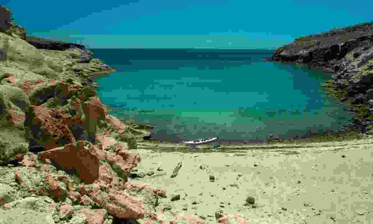 Espiritu Santo Island, Baja California (Dreamstime)
