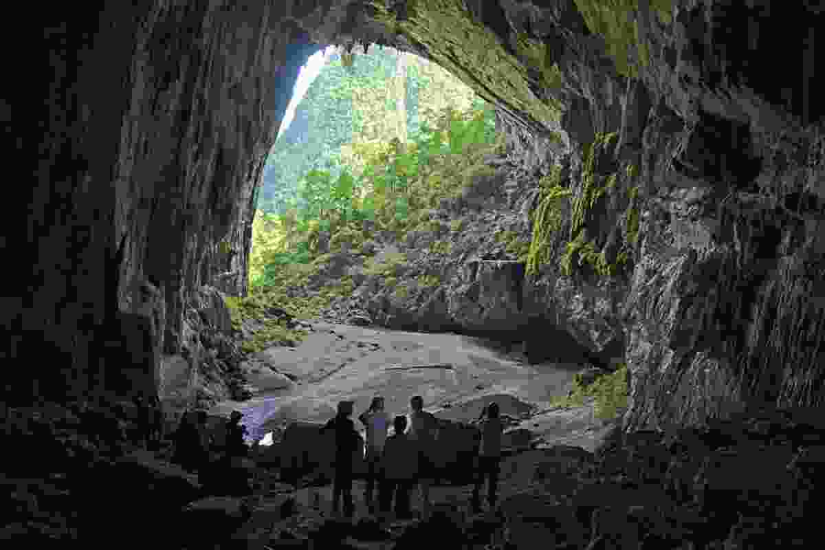 Hang Son Doong cave (Dreamstime)