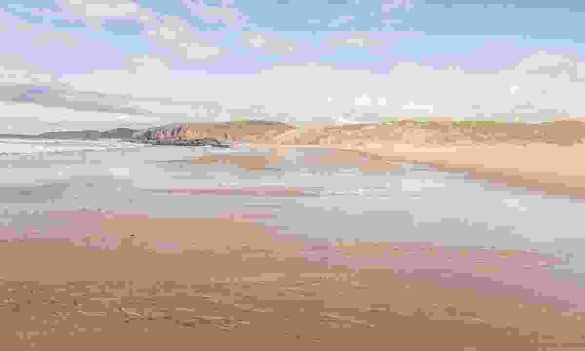 Sandwood Bay, Scotland (Dreamstime)