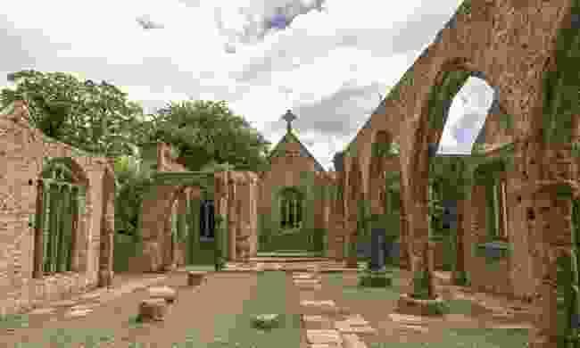 The Holy Trinity Church, Devon (Dreamstime)