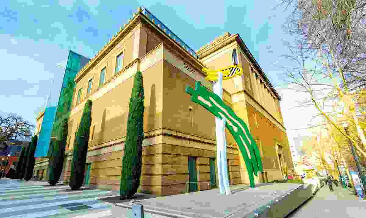 Portland Art Museum (Dreamstime)