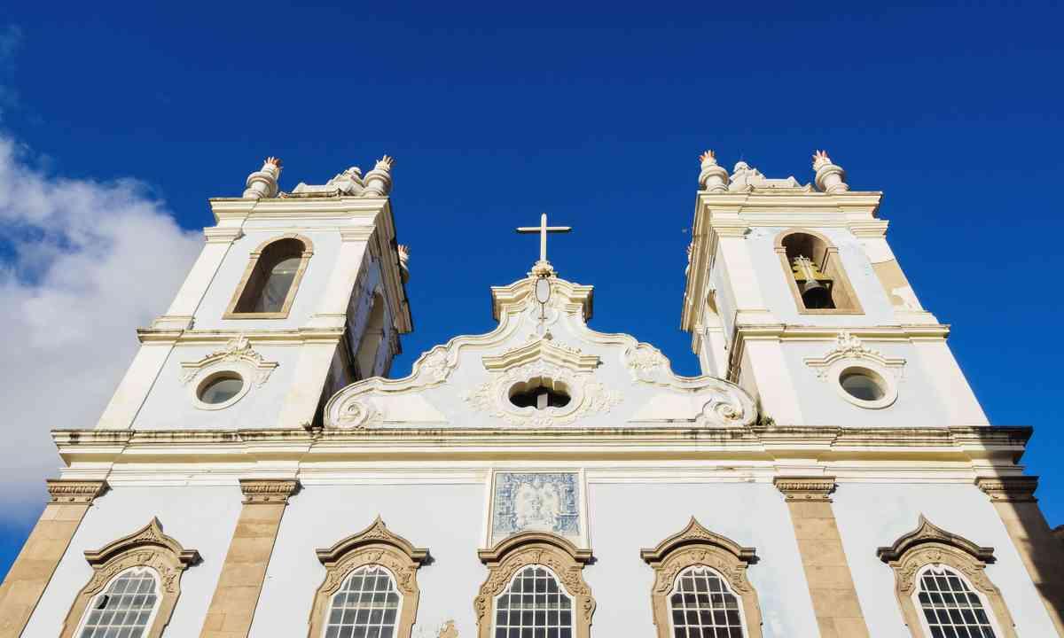 church of Nossa Senhora do Rosário dos Pretos (Dreamstime)
