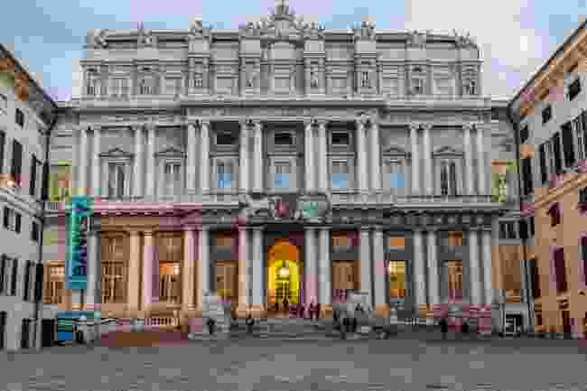 Doge's Palace, an art museum in Genoa (Shutterstock)