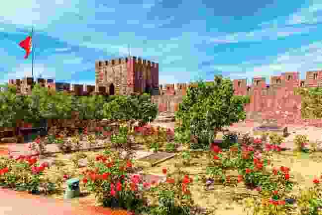 The Moorish castle at Silves (Shutterstock)