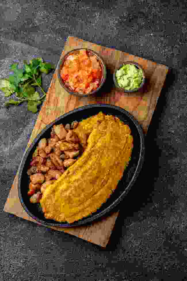 Try traditional food in the Dominican Republic