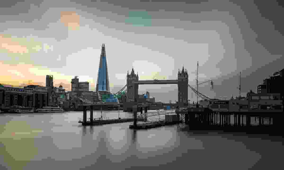 Tower Bridge, London (Terry Gibbins)