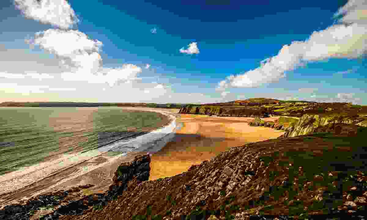 The stunning Gower Peninsula (Shutterstock)