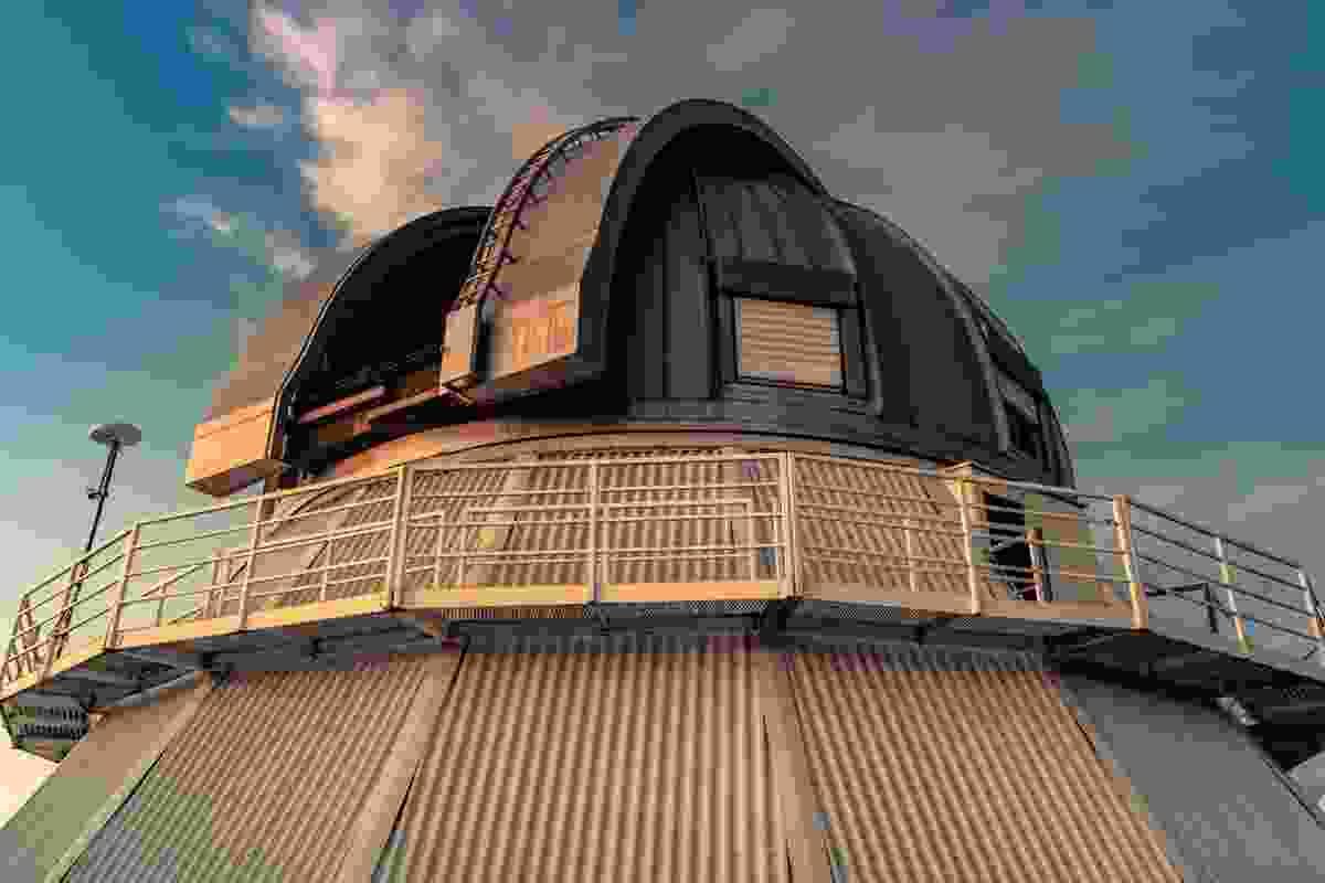 Mont Mégantic Observatory in Quebec, Canada (Shutterstock)