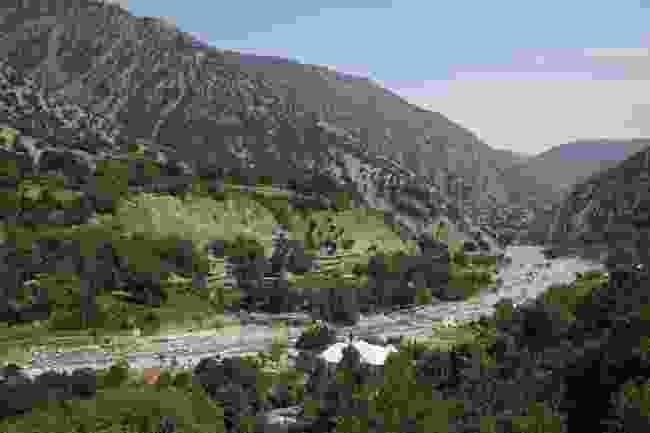 Rumbur Valley, Pakistan (Shutterstock)