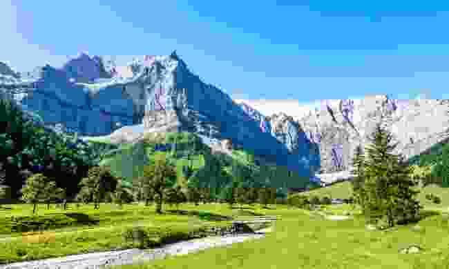 Innsbruck offers a great gateway to Karwendel (Shutterstock)