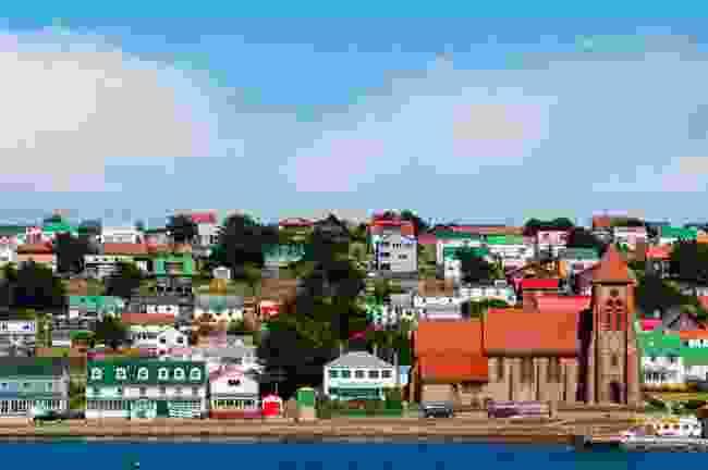 Falkland Island, Port Stanley (Shutterstock)