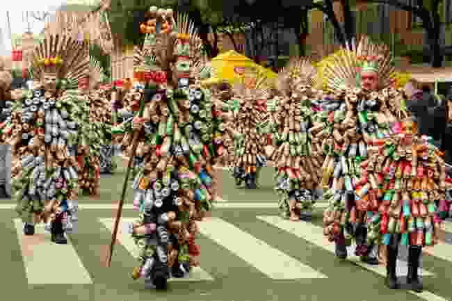 Visit Rijeka in late January to experience the Carnival (Shutterstock)