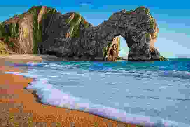 Durdle Door on the Jurassic Coast in Dorset (Shutterstock)