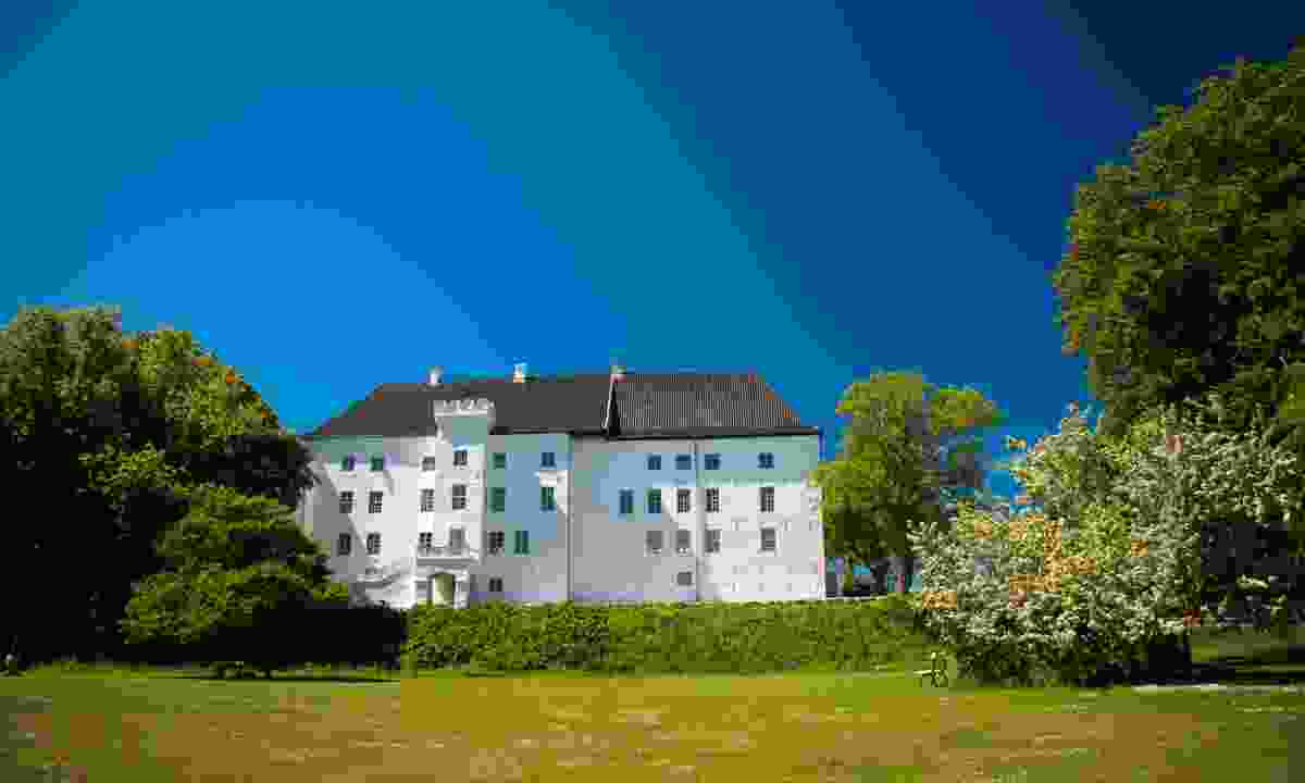 Dragsholm Slot is a haunted hotel in Denmark (Shutterstock)