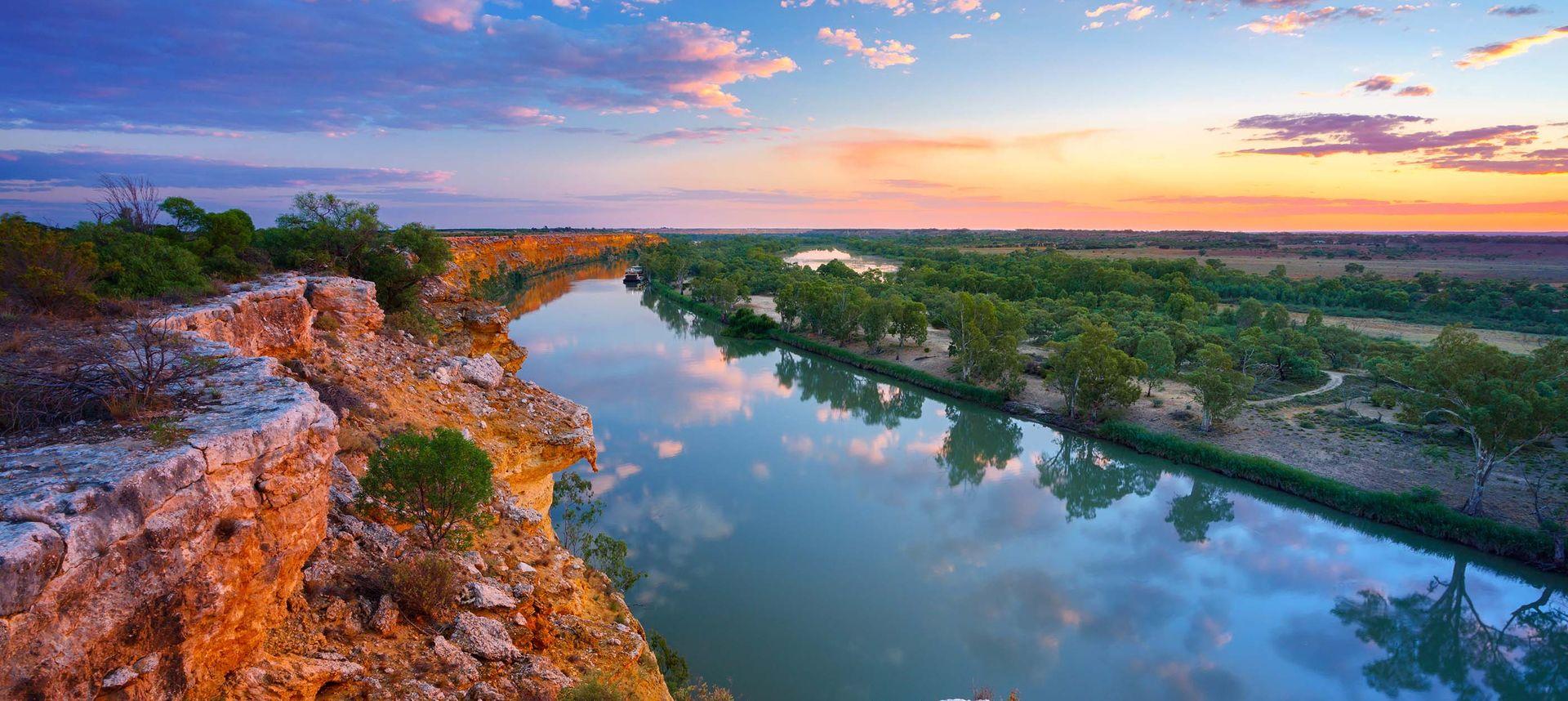 The Murray River, South Australia (Shutterstock)